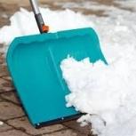 Уборка,чистка снега, Новосибирск