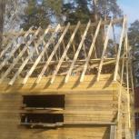 Строим дома, бани, хоз.блоки, Новосибирск