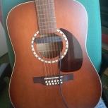 Акустическая гитара 12 струн, Новосибирск