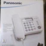 Телефон Panasonic с АОН (определитель номера), Новосибирск