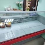 Срочно продам холодильные витрины, расстоечнный шкаф и стеллажи, Новосибирск