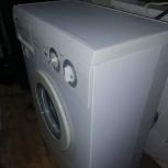 Узкая Стиральная машина автомат Занусси. Доставка. Гарантия 6 месяцев, Новосибирск