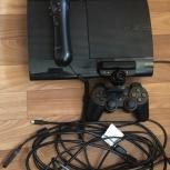"""Sony PlayStation 3 500Gb, издание """"Праздник Спорта"""" с мувом и камерой, Новосибирск"""