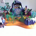 """Продам игрушку PLAYMOBIL """"Остров сокровищ"""" из серии """"Пираты"""", Новосибирск"""