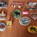 Магнитики из разных стран, Новосибирск