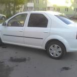 Аренда авто Логан газ AC (пробег 66000), Новосибирск