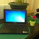 Продам маленький ноутбук Lenovo, Новосибирск
