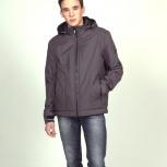 Продам мужскую куртку  новую синтепон, Новосибирск