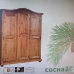 Шкаф 3-х дверный Лотос, Новосибирск