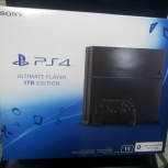 Новая Sony PlayStation 4 1Tb (PS4 CUH-1208), Новосибирск