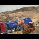 Песок, ПГС, Гравий, Раствор, Щебень, Отсев, Новосибирск