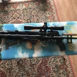 Охотничья пневматическая винтовка evanix sniper-k, Новосибирск