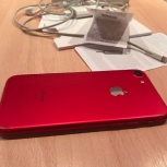 Продам iPhone 7 red 128Gb, Новосибирск