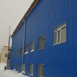 Продается/сдается производственно-складская база, Новосибирск