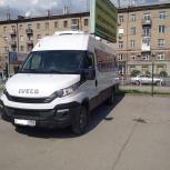 водитель с личным микроавтобусом 20 мест, Новосибирск