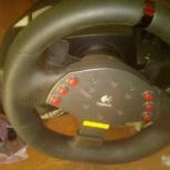Игровой манипулятор руль momo logiteh Raving, Новосибирск