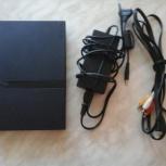 Продам Sony playstation 2 + 11 игр, Новосибирск