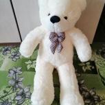 Мягкий плюшевый медведь, Новосибирск