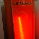 Сдам в аренду мощный турбосолярий Sunflower V54 200W, Новосибирск