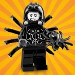 Минифигура человек в костюме паука лего, Новосибирск