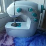 Продам детскую швейную машинку, Новосибирск