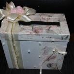 Подарочная коробка для сбора денежных конвертов, Новосибирск