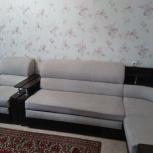 Угловой диван и кресло, Новосибирск