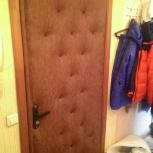 обшивка обивка перетяжка утепление входной двери дермантином, Новосибирск