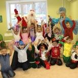 Программа на Новый Год для 1-4 классов, Новосибирск