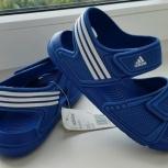 новые сандали от adidas оригинал!, Новосибирск