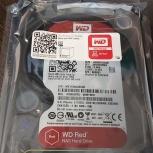 Новый жесткий диск WD Red 6 тб (WD60efrx), Новосибирск
