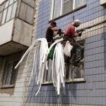 Утепление швов, Новосибирск