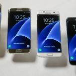 Телефон Samsung Galaxy S7 Edge, Новосибирск