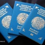 Перевод паспорта на РВП и гражданство РФ, Новосибирск