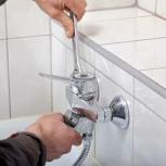 Монтаж отопления, водопровод, сантехника, Новосибирск