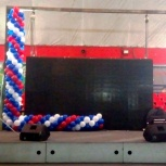 Аренда (прокат) сцены, подиума, мебели для мероприятий, Новосибирск