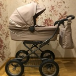 Продам коляску люльку inglesina sofia, Новосибирск