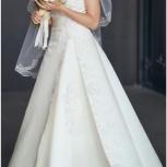 Продам свадебное платье + фата в подарок!, Новосибирск