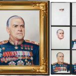 Портрет по фотографии, Новосибирск