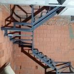Изготовление металлических лестниц, Новосибирск
