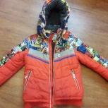Продам  зимний  костюм. Рост  122 см. на возраст  6 - 8 лет, Новосибирск