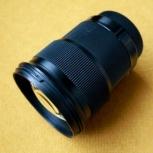Объектив Sigma AF 50mm f/1.4 DG HSM Art for Canon, Новосибирск