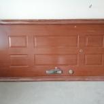 Продам входную дверь б/у, Новосибирск
