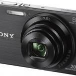 Продам новый фотоаппарат Sony Cyber-shot DSC-W830, Новосибирск
