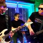 Ищем гитариста в готовый клубный проект, Новосибирск