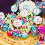 Наборы для оформления candy BAR (сладкий стол), Новосибирск