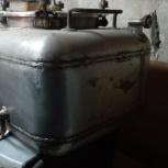 Бак из советской нержавейки на 25 литров, Новосибирск