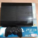 Sony PlayStation 3 500Gb (оригинальный комплект), Новосибирск