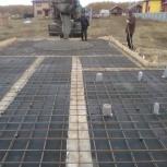 Строительство фундаментов, Новосибирск