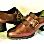 Туфли натур.кожа, Новосибирск
